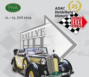 5. ADAC Heidelberg Historic am 12. Juli